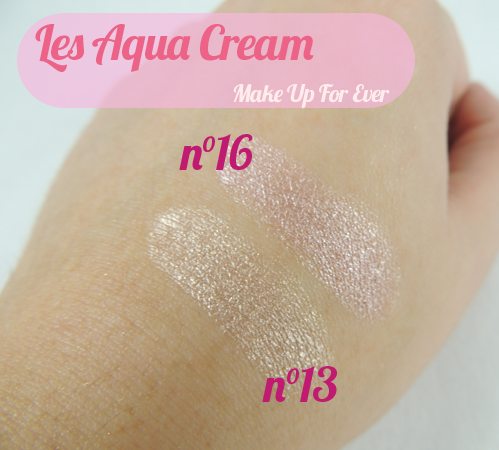 revue avis test aqua cream make up for ever