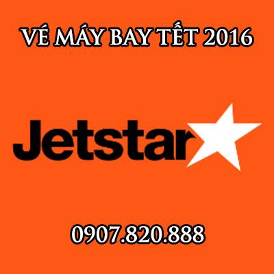Vé máy bay Tết hãng Jetstar quận Tân Bình