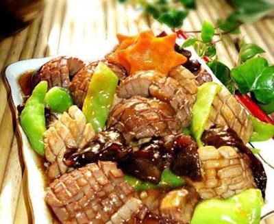 Món ăn chế biến từ nấm hương rất tốt cho quý ông