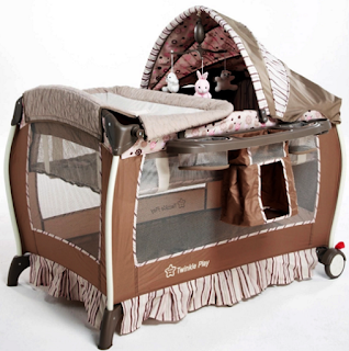 Tempat Tidur Bayi classik
