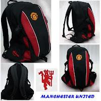 Jual Tas Ransel Sekolah Manchester United