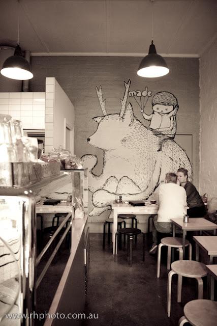 Melbourne Cafe Photo Blog