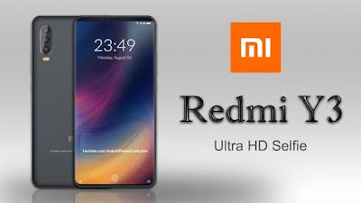 Xiaomi Redmi Y3 Price In India