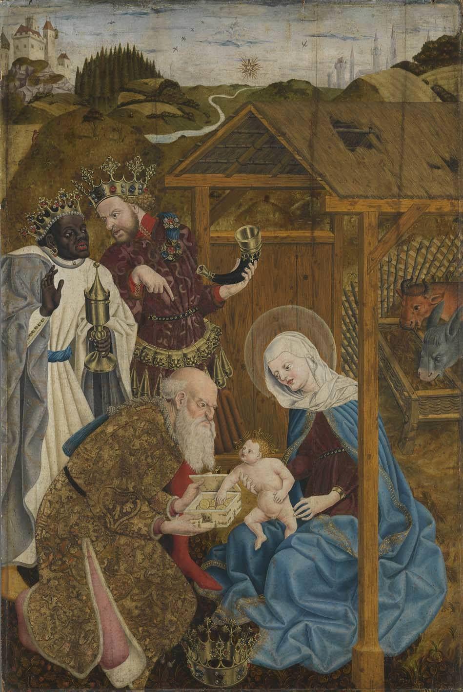 Besucher Aus Dem Orient Die Heiligen Drei Konige Curiositas