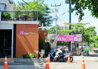 Lindaleenk Nutana Hotel Lombok Review