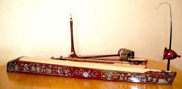 Dan Bau, a unique musical instrument of Viet Nam 1
