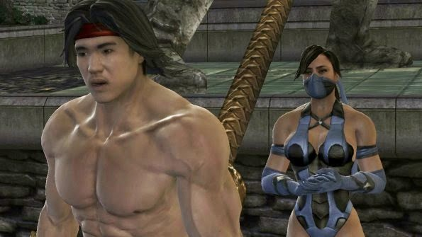 liu kang and mileena relationship