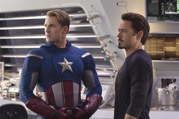 Marvel: Los Vengadores (The Avengers). Tráiler de la Super Bowl