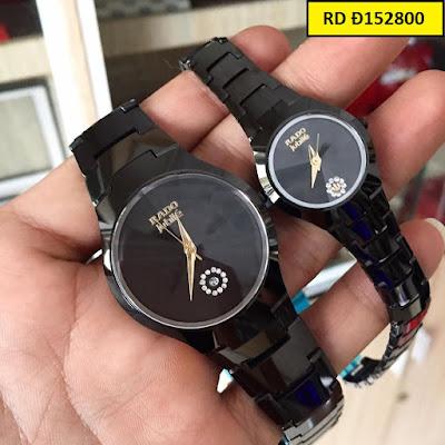 đồng hồ cặp đôi Rado RD D152800