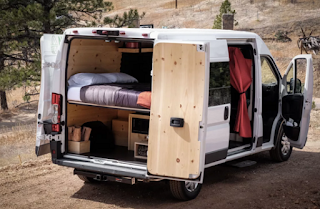 The Benefits of Camping Van
