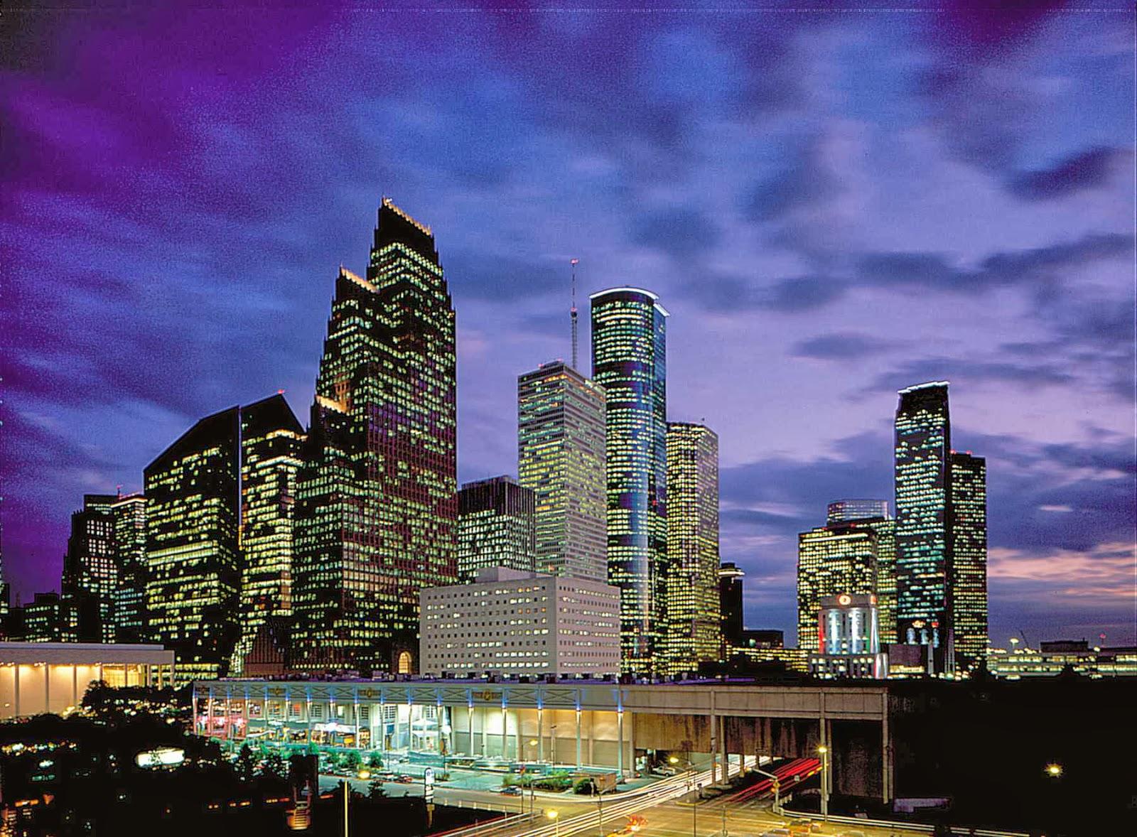 Houston Skyline Desktop Wallpaper: Cool Houston City HD Pictures 2015