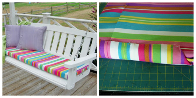 NO SEW CUSHION COVER