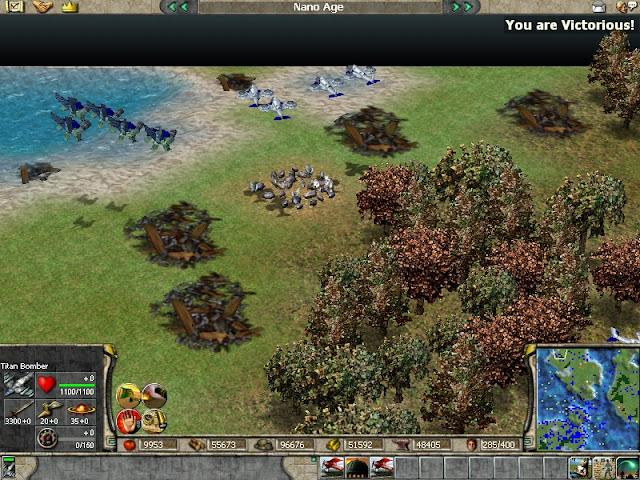تحميل لعبة empire earth 3 كاملة