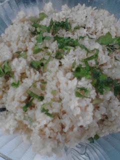 Resepi Nasi Samin Sarawak, Cara buat Nasi Samin, Nasi Samin