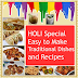 Holi 2018 Special Traditional Holi Dishes Recipes From Across the India to Try at Home