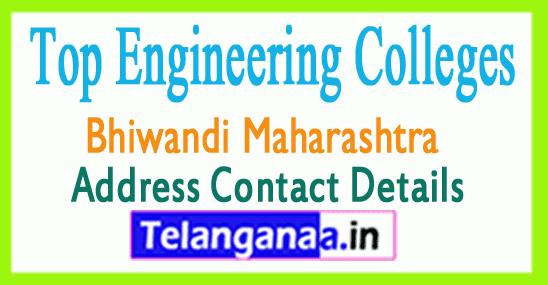 Top Engineering Colleges in Bhiwandi Maharashtra