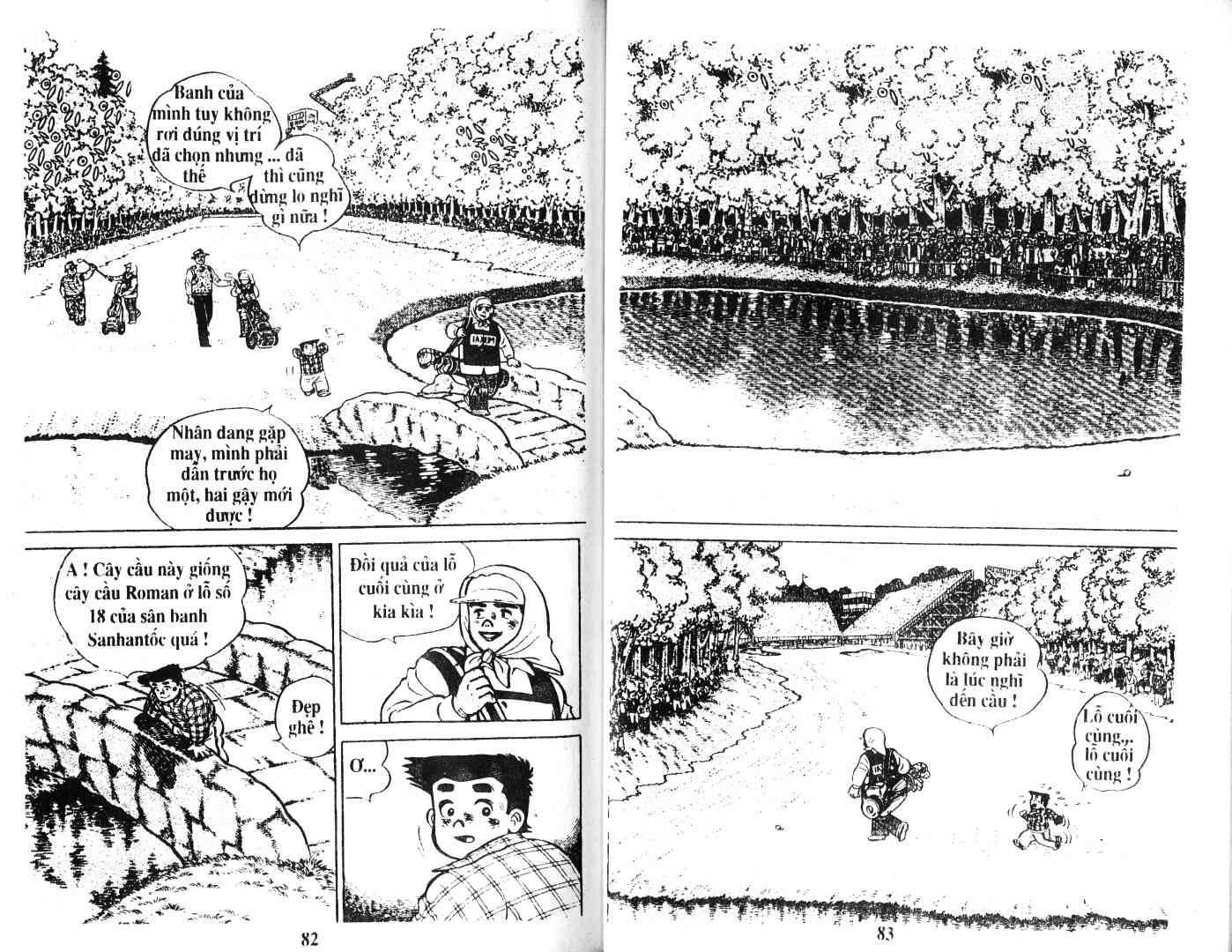 Ashita Tenki ni Naare chapter 38 trang 39