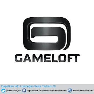Lowongan Kerja PT Gameloft Indonesia 2017 untuk banyak posisi tersedia