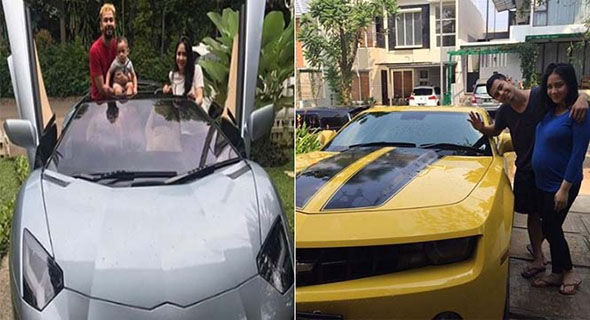 Ini Dia 5 Mobil Mewah Raffi Ahmad Yang Harganya Miliaran