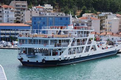 Δεμένα τα πλοία στo λιμάνι της Ηγουμενίτσας την Παρασκευή