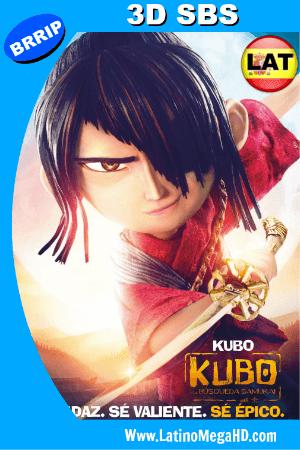 Kubo y la Búsqueda del Samurai (2016) Latino Full 3D SBS 1080P ()