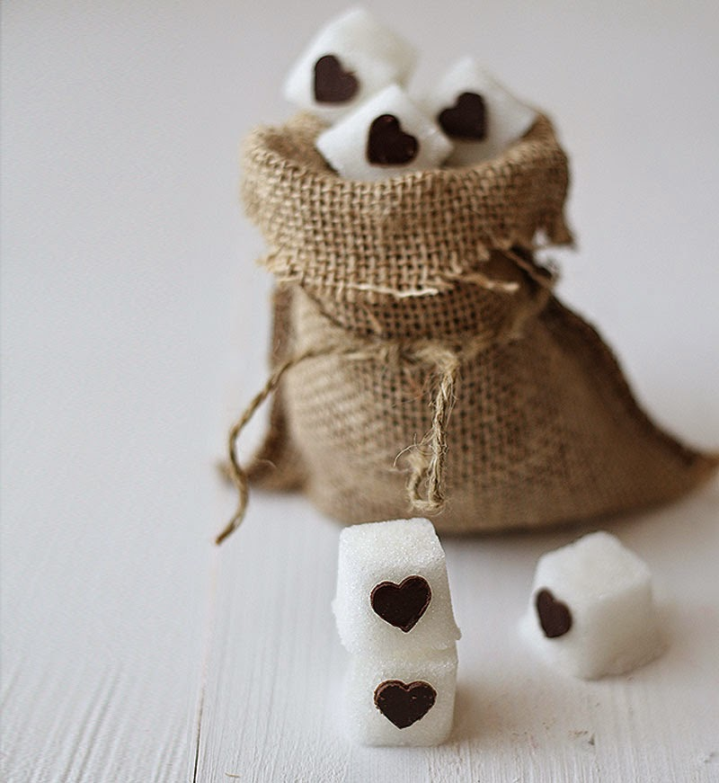 como hacer azucarillos con formas
