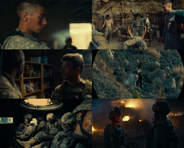 The Outpost (2020) HD 1080p y 720p