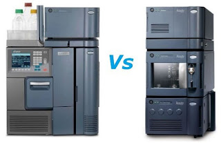 Differences between HPLC and UPLC