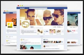 fan page facebook seluler