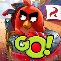 Angry Birds Go! v2.0.23 Mod Apk (Unlimited Money) Android