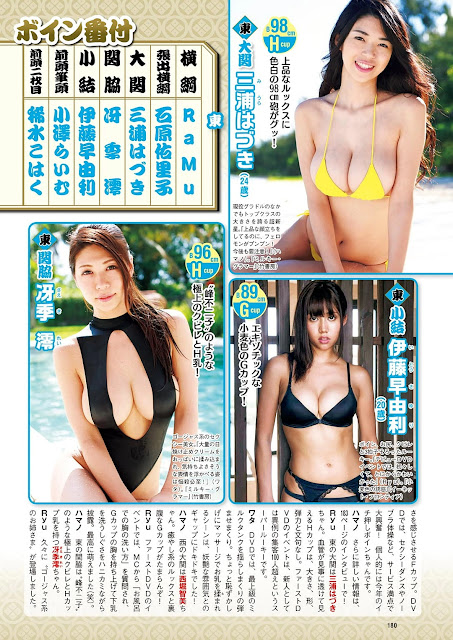 Gradol Big Breast Weekly Playboy 2017 No 3-4 Pictures