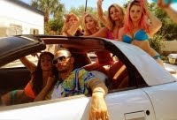 Spring Breakers - Actor James Franco plays the role of a dealer.