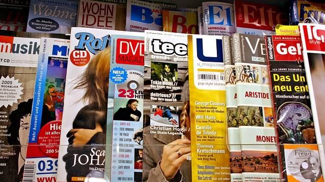 Revistas de sala de espera