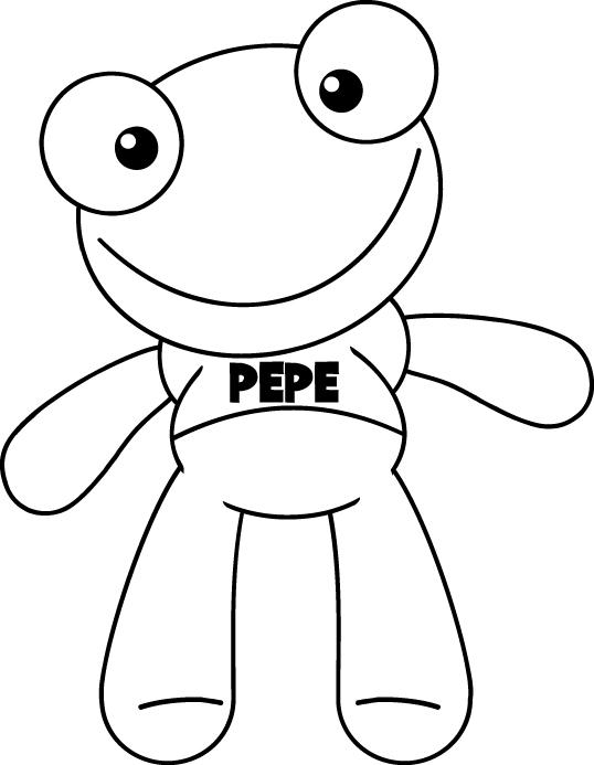 Sapo Pepe Portal De Manualidades