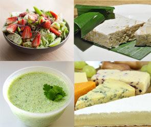 makanan sumber probiotik