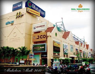 Malioboro Mall Yogyakarta