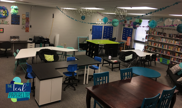 Modern English Classroom ~ The compelled educator awesome high school flexible