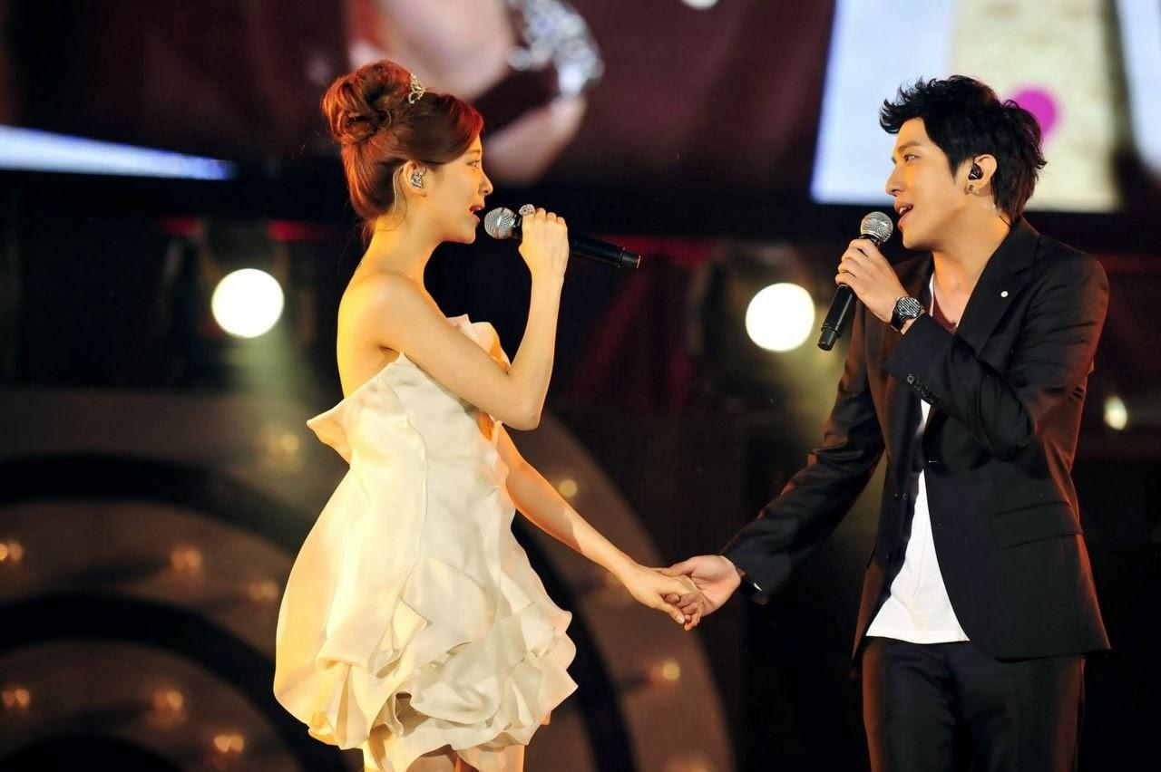 running man yong hwa and seohyun dating 2015