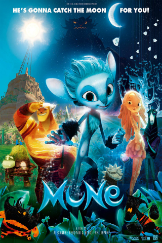 Mune: Guardian of the Moon [2015] [DVDR] [NTSC] [CUSTOM BD] [Latino]