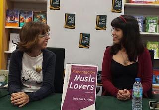 Inés Díaz y María Cabal