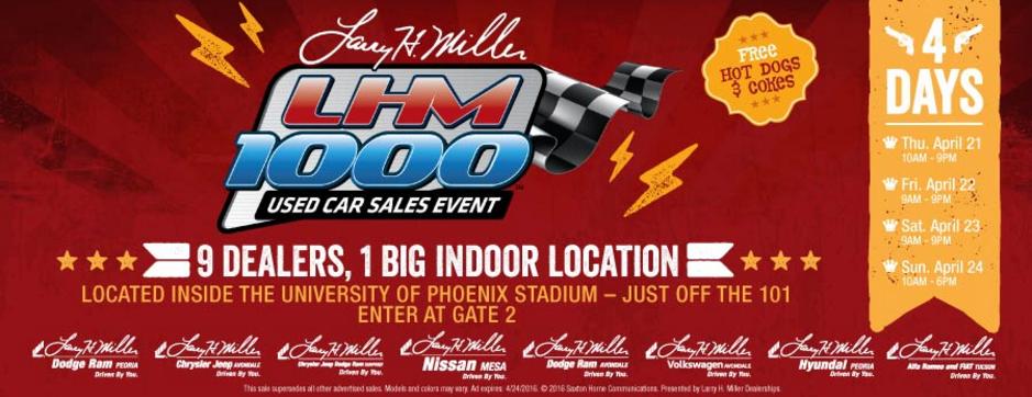 Larry H. Miller Hyundai Peoria