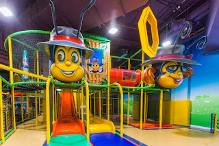 FEC Development, Iplayco, Indoor Playground, Family Entertainment