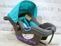 CocoLatte CS28 Omni Group 0+ (New Born - 13kg) Baby Carrier dan Baby Car Seat