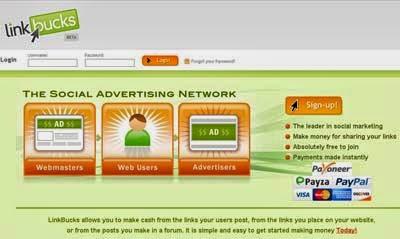 linkbucks - Top 6 URL Shorteners - Penyingkat Link Terbaik