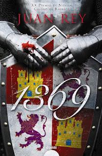 Portada de  1369 de Juan Rey
