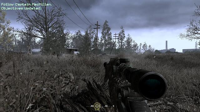 Call of Duty 4 - Modern Warfare Captura 2