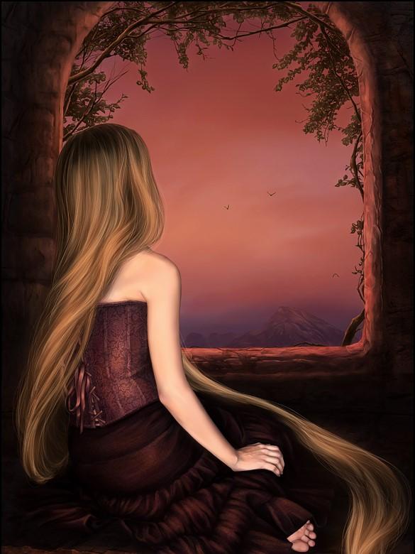 Putri Rapunzel Hamil : putri, rapunzel, hamil, Rapunzel, Fairytale, Creepy, Version, Urban, Legend, Indonesia