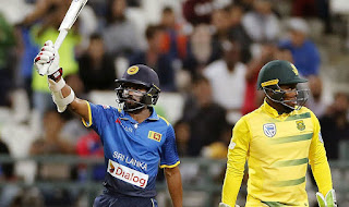 Sri Lanka beats South Africa