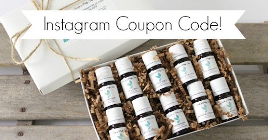 Coupon Code for Instagram Followers!