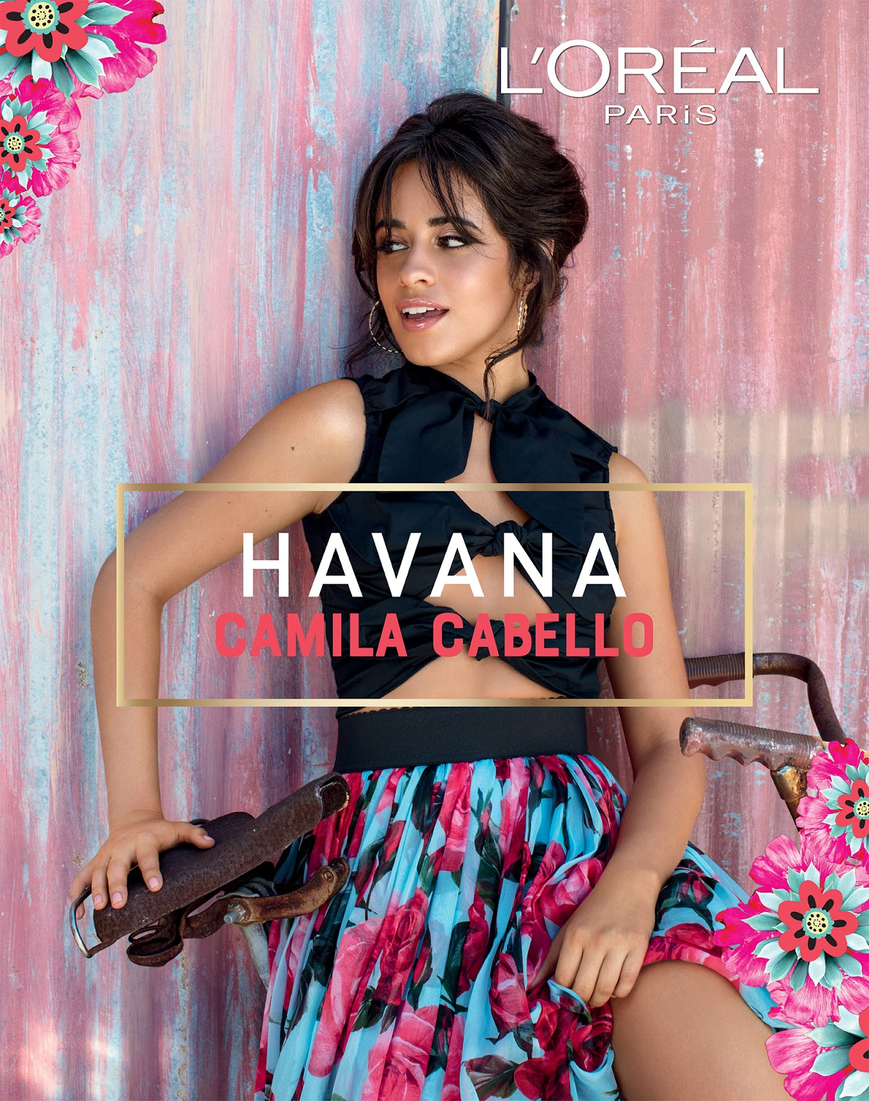 L'Óreal x Camila Cabello Havana